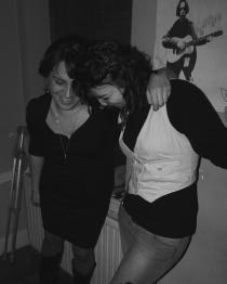 Tuna Pase & Eda Gecikmez @Dunia, 2010